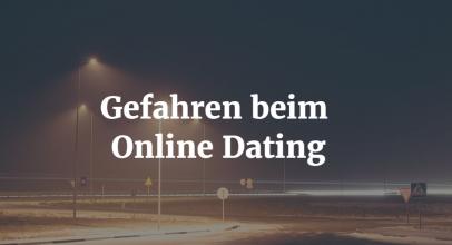 Online Dating Gefahren und Sicherheitsmassnahmen